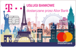 T-Mobile Master Card