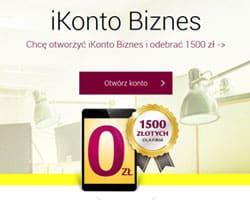 Załóż iKonto Biznes w Alior Banku i odbierz nawet 1500 zł premii