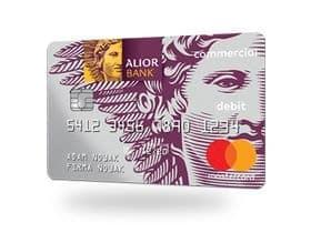 Alior Bank Karta Mastercart Debit Commercial