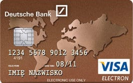 VISA Business Electron Deustsche Bank